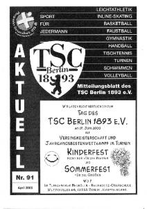 TSC_Aktuell_Nr_091
