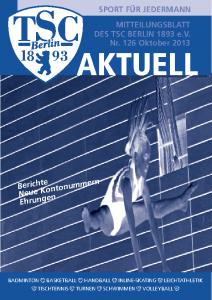 TSC_Aktuell_Nr_126