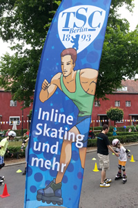 Skaten beim Hufeisenfest 2015