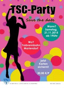 TSC-Party 21.11.2015