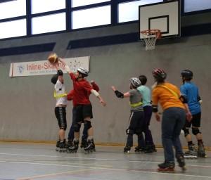 Inlinebasketball