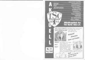 TSC_Aktuell_Nr_077