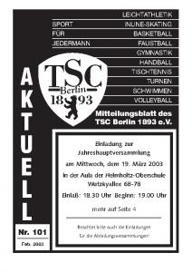 TSC_Aktuell_Nr_101