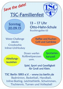 TSC Vereinsfest